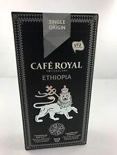 10 Cafe Royal Kapseln für Nespresso Single Origin Ethiopia 16 Sorten 6,38€/100gr