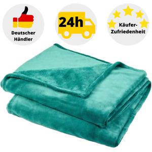 Kuscheldecke Wohndecke Tagesdecke 150x180 cm Couchdecke Decke Sofadecke Weich