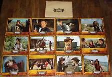 BANDiDAS  Salma Hayek Western Penélope Cruz Steve Zahn 12 FRENCH LOBBY CARDs