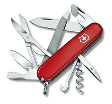 VICTORINOX MOUNTAINEER COUTEAU SUISSE 18 OUTILS SCIE / SPECIAL MONTAGNE 1.3743