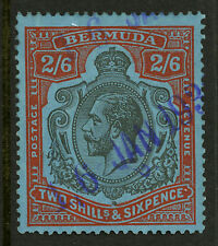 Bermuda  1922-34  Scott # 95 USED