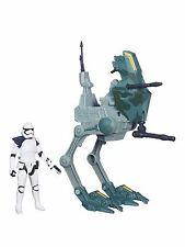 Star Wars Force Awaken Assault Walker & StormTrooper Sergeant Exclusive Figure