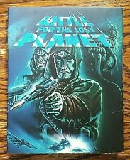 Battle for the Lost Planet Mutant War Limited Blu-ray/DVD NEW Sealed SLIPCOVER