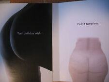 "Funny Comedy Humor Adult Birthday Card ""Your Birthday Wish -- Didn't Come True"""
