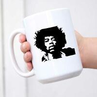 Jimi Hendrix - Music Heroes Coffee Mug Tea Cup Novelty Gift Mugs