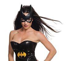 Rubie's Costume Co Women's DC Superheroes Batgirl Mask, Black, One Size NEW