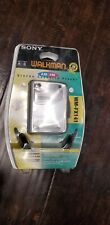 Sealed Sony Walkman Wm-Fx141 Stereo Cassette Player Am/Fm Radio