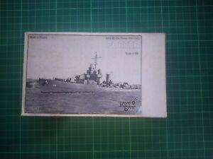 1/700 Combrig USS Porter destroyer 1942 Resin Kit