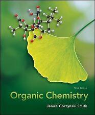 Organic Chemistry by Janice Gorzynski Smith (2010, Hardcover 3rd Edition US