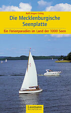 Reiseführer Die Mecklenburgische Seenplatte Mecklenburg