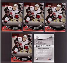 MORGAN RIELLY 12/13 ITG Heroes & Prospects Lot of (5) Rookie #129 Maple Leafs