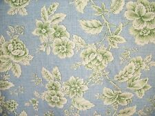 Braemore Fabric     Blue Floral