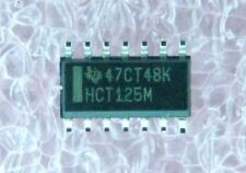 CD74HCT125M96 HCMOS Quad Buffer 3-States, SOIC-14, Qty.10
