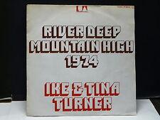 IKE AND TINA TURNER River deep mountain high 1974 UP35632