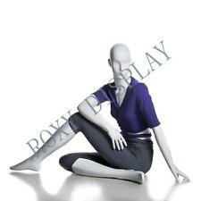 Female Yoga Style Fiberglass Mannequin Display Dress Form #Mc-Yoga09