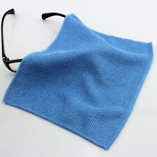 "10 x Microfiber Eyeglasses Lens Glass Camera Cellphone Cleaning Cloth 6""x7"""