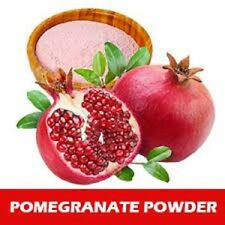 Pomegranate Fruit Powder Dietary Supplement Antioxidant Natural Superfood 250gms