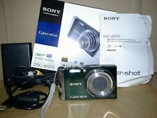 Sony Cyber-shot DSC-W370(Green Vert)14.1MP Digital Camera+Accessories.Damg Door