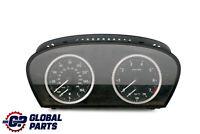 BMW 6 Series E63 E64 Instrument Cluster Speedo Clocks Automatic 6942955