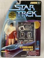 1997 Playmates | Star Trek Warp Factor Series | Jadzia  Dax | Action Figure