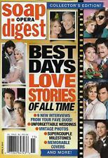 Soap Opera Digest Magazine - April 9, 2018 - Best Days of Our Lives Love Stories