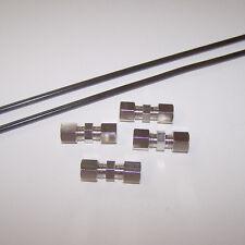 Mercedes W123 Bremsleitung Reparatur Reparatursatz ohne Bördeln
