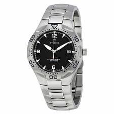 $2750 New in Box ETERNA Monterey Automatic Dark Blue Dial Men's Watch