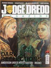 Judge Dredd Megazine Issue 327 11/09/12 Marauder Mini-trade