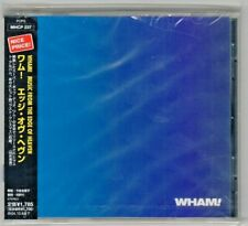 WHAM! (George Michael) - Music From The Edge Of Heaven CD OBI JAPAN Factory Seal