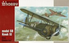 SPECIAL HOBBY 1/72 Curtiss Model 68 Hawk III Premier chinois ACE Nº 72223