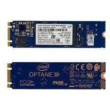 118G Intel SSD Solid State Drive Optane 800P SERIES M.2 SSDPEK1W120GAH New f.HP