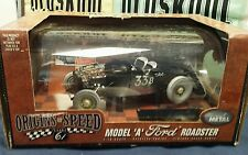 Model 'A' Ford Roadster 33b 4 Cyl Origins of Speed Hwy 61 #50158 1:18 scale