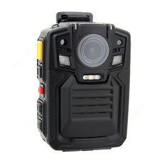 64GB Ambarella A7 33MP GPS HD 1296P Police Body Camera IR Night Version 140°Lens