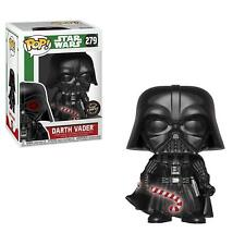 Funko Pop Star Wars: Holiday - Darth Vader (Glow in the Dark Chase) Vinyl Figure