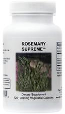 Supreme Nutrition Rosemary Supreme, 120 Capsules