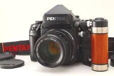 【NEAR MINT】 Pentax 67II Medium Format Camera SMC 67 105mm F2.4 From Japan #1615