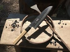"Yamawaki Hamono Sakai VG -10 Stainless 33 Layer Damascus Santoku Chef knife 6.5"""