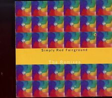 Simply Red / Fairground - The Remixes