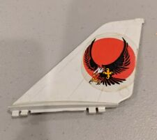 Vintage GI Joe 1983 Skystriker Left Stabilizer Tail Fin Part