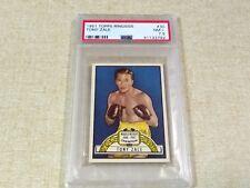 1951 Topps Ringside Boxing Card #30 Tony Zale PSA 7.5