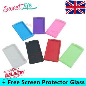 Silicone Soft Skin Case Cover for Apple iPod Nano 7th 8th Generation - Colorful