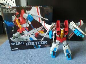 Maketoys MTRM-11 Meteor Transformers Masterpiece Starscream