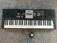 Yamaha PSR-E223 Keyboard w/ Power Adapter Works Music WT78710