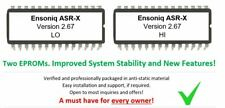 Ensoniq ASR-X OS - Version 2.67 Firmware OS update upgrade Eprom for ASRX