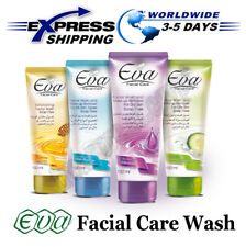 Eva Facial Wash Care Honey Glycerin Yogurt Milk Make-Up Remover Soap Free 150 ml