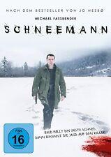 Schneemann Michael Fassbender  DVD