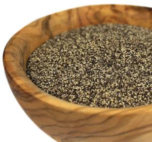Black Pepper Table Ground - Pure & Fresh Ground Pepper