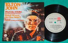 "Elton John - I Feel Like A Bullet + 3 BRAZIL ONLY 4 track 7""EP 1976 Young"