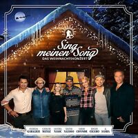 SING MEINEN SONG-DAS WEIHNACHTSKONZERT  CD NEU