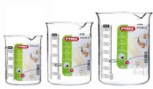 Pyrex Kitchen Lab Measure and Mix Beaker